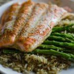 No Fail Baked Salmon- 13 minutes and done!   Go Go Go Gourmet @gogogogourmet