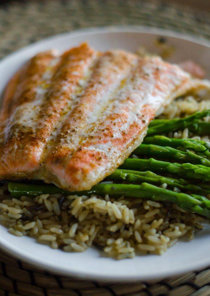 No Fail Baked Salmon- 13 minutes and done! | Go Go Go Gourmet @gogogogourmet
