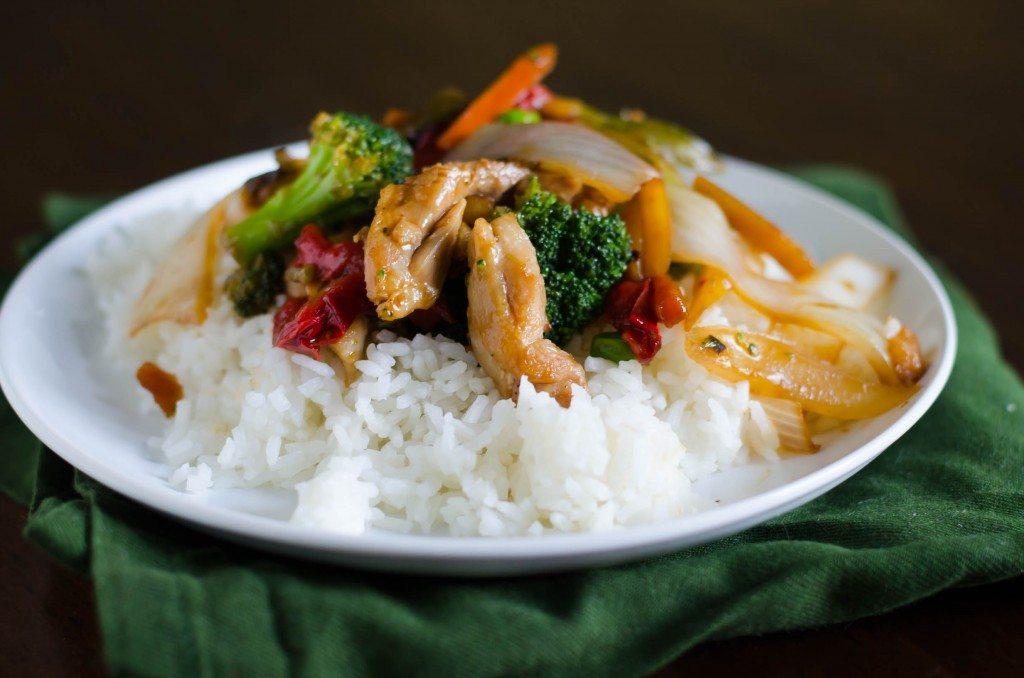Chicken Thigh Stir Fry | Go Go Go Gourmet @gogogogourmet