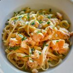 Lobster Pasta with Tarragon Cream Sauce | Go Go Go Gourmet @gogogogourmet