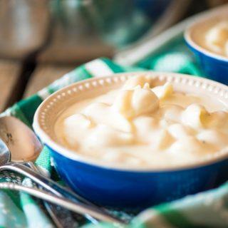 Panera Mac and Cheese Recipe | @gogogogourmet