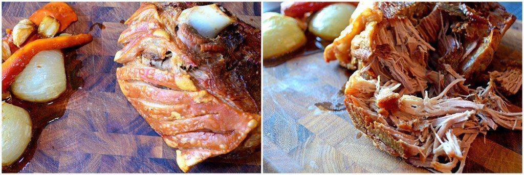 Diptych-pork
