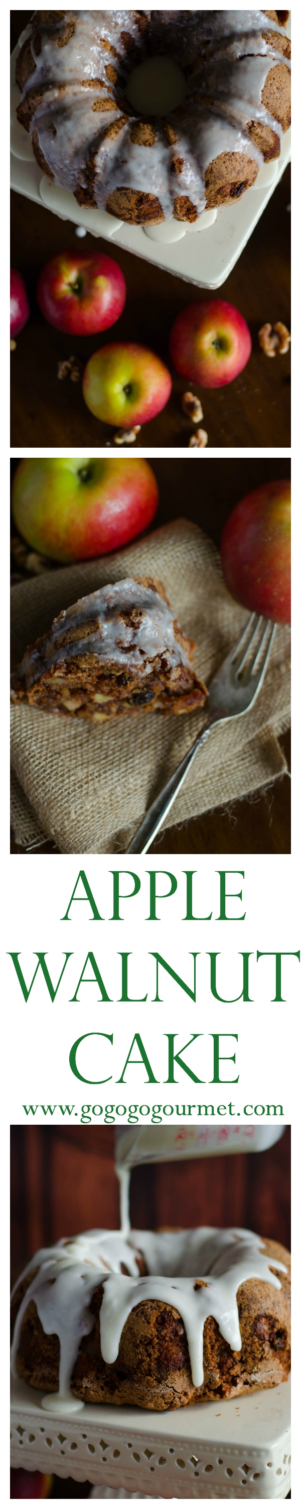 My grandmother's Apple Walnut cake is one of my favorite fall treats, but perfect all year round. Incredibly simple to mix up!