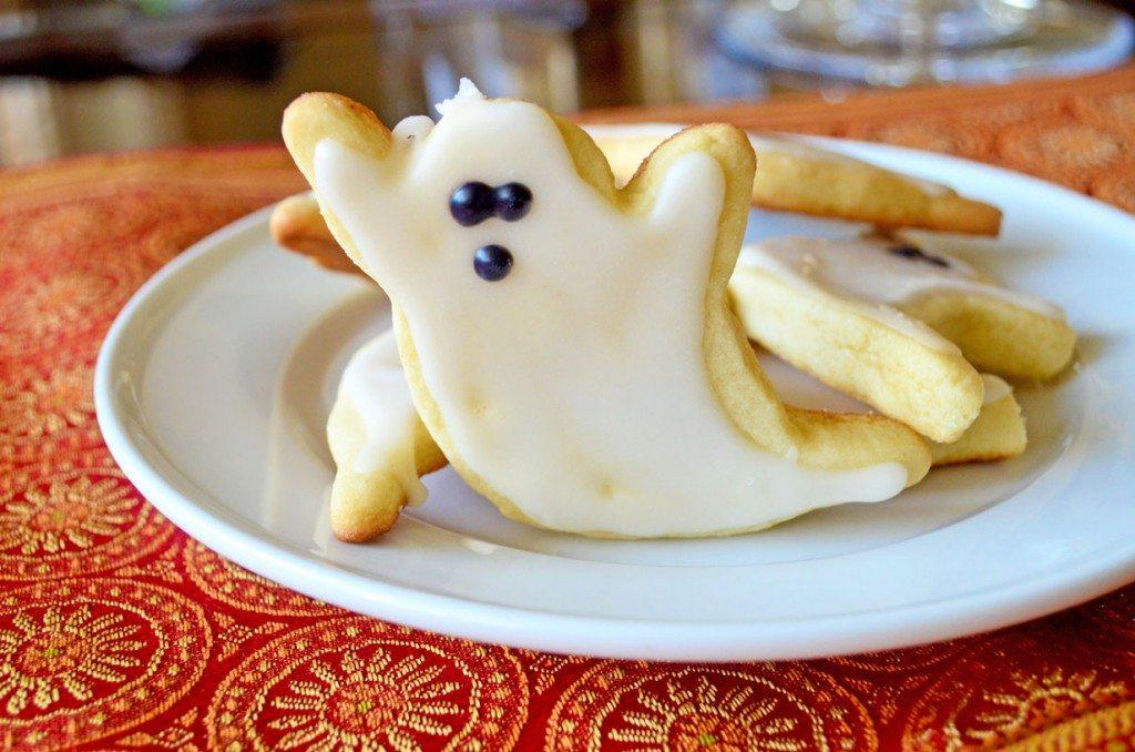 Halloween Sugar Cookie Cutouts | Go Go Go Gourmet