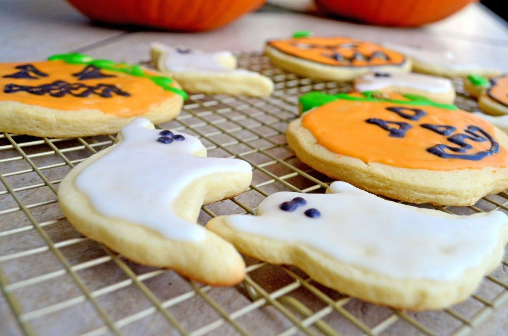 Sugar Cookie Cut Outs ) Halloween Cookies, Post 1 of 2 Go Go Go ...