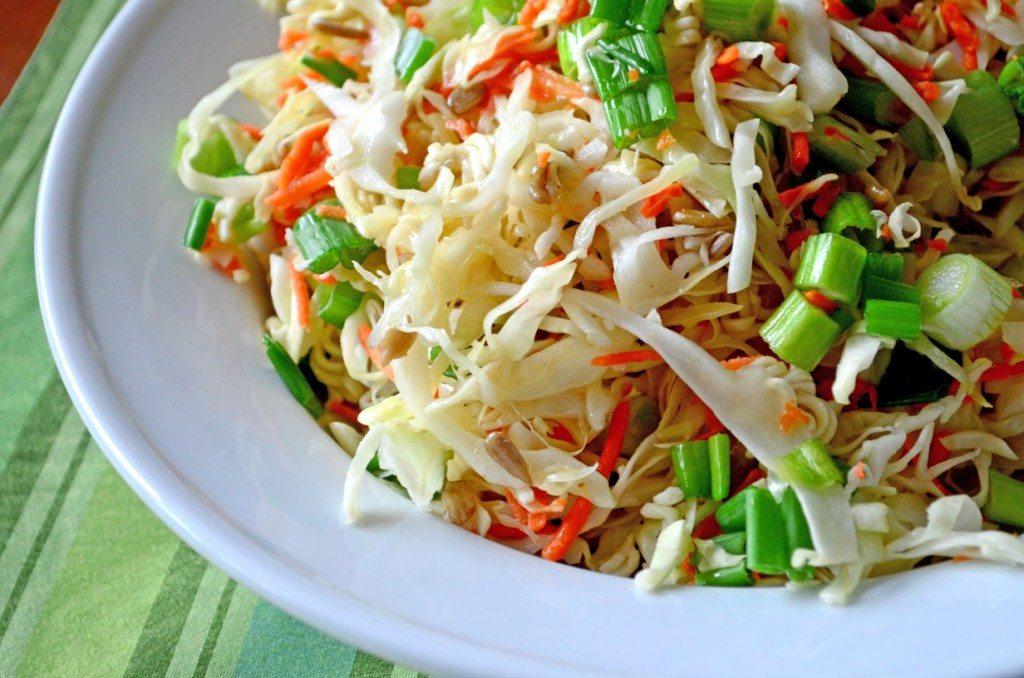 Asian Coleslaw | Go Go Go Gourmet