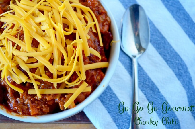 Hearty Bean and Beef Chili