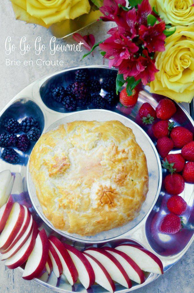 Brie en Croute | Go Go Go Gourmet @gogogogourmet