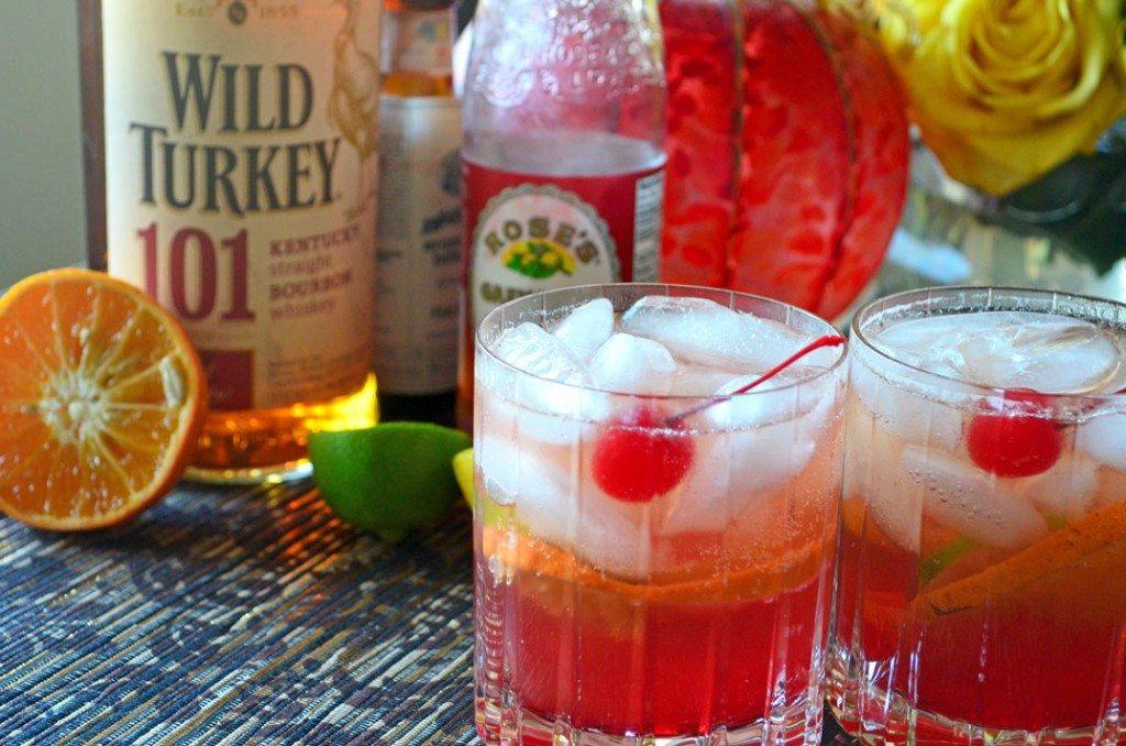 Old Fashioneds- a classic cocktail for a reason   Go Go Go Gourmet