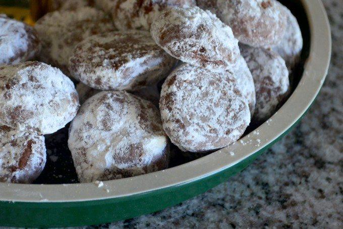 Chocolate Snowballs | Go Go Go Gourmet