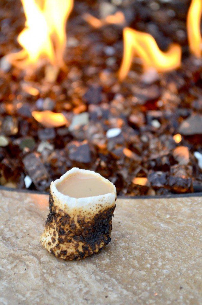 Marshmallow Shotglasses - do they work??| Go Go Go Gourmet
