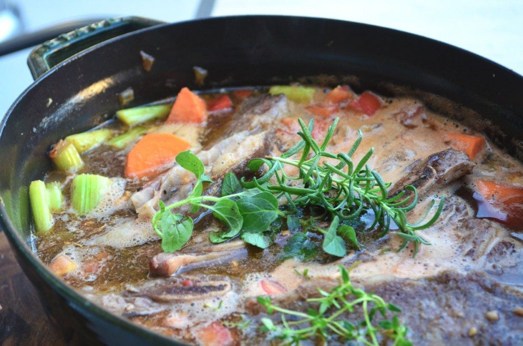 Red-Wine Braised Short Ribs | Go Go Go Gourmet