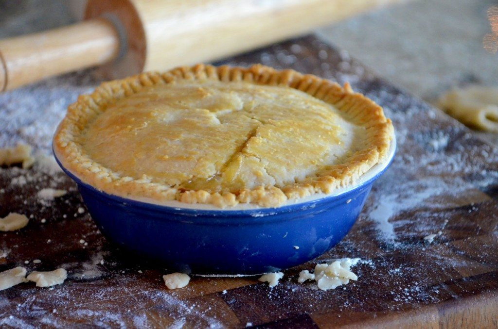 Turkey Pot Pie | Go Go Go Gourmet