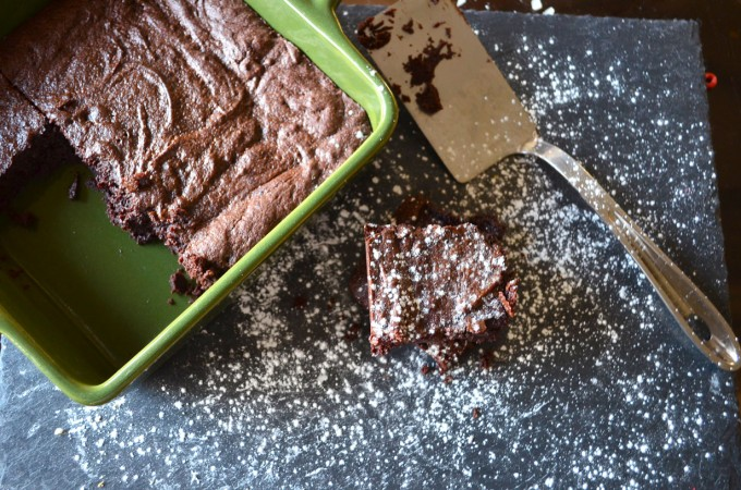 how to make chocolate fudge brownies from scratch