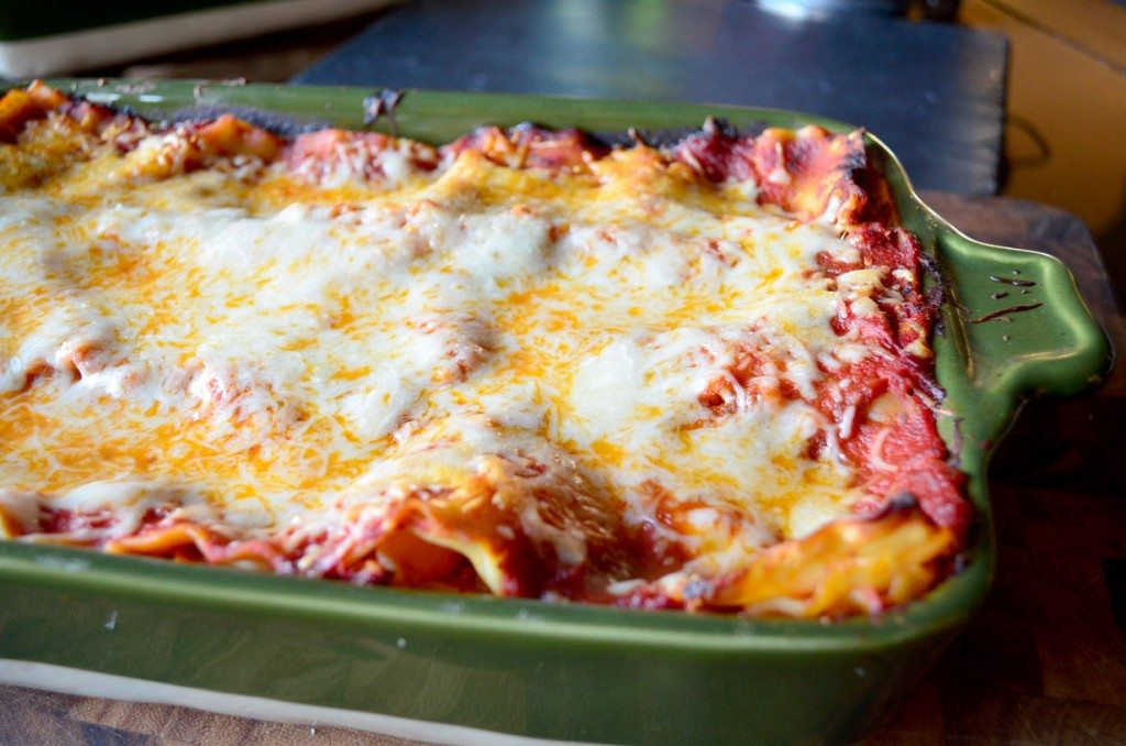 Classic Italian Lasagna   Go Go Go Gourmet