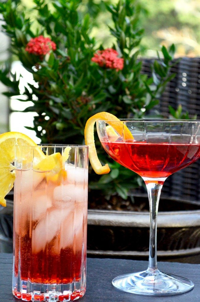 Friday at Five: The Classic Negroni | Go Go Go Gourmet