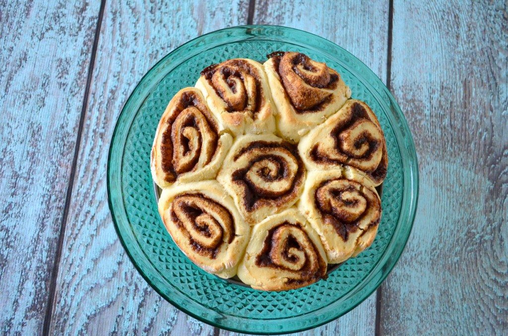 Soft & Gooey Cinnamon Rolls | Go Go Go Gourmet