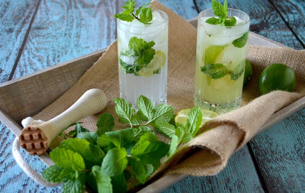 "In the words of Captain Jack Sparrow- ""Why is the rum always gone?"" No worries with this Limoncello Mojito! 