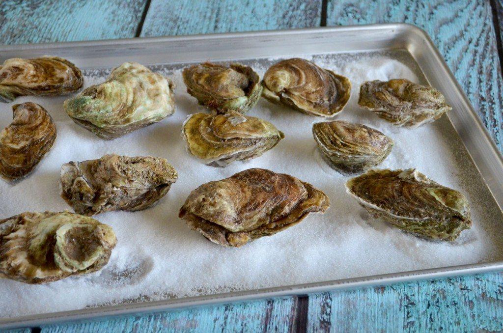 Baking Oysters | Go Go Go Gourmet