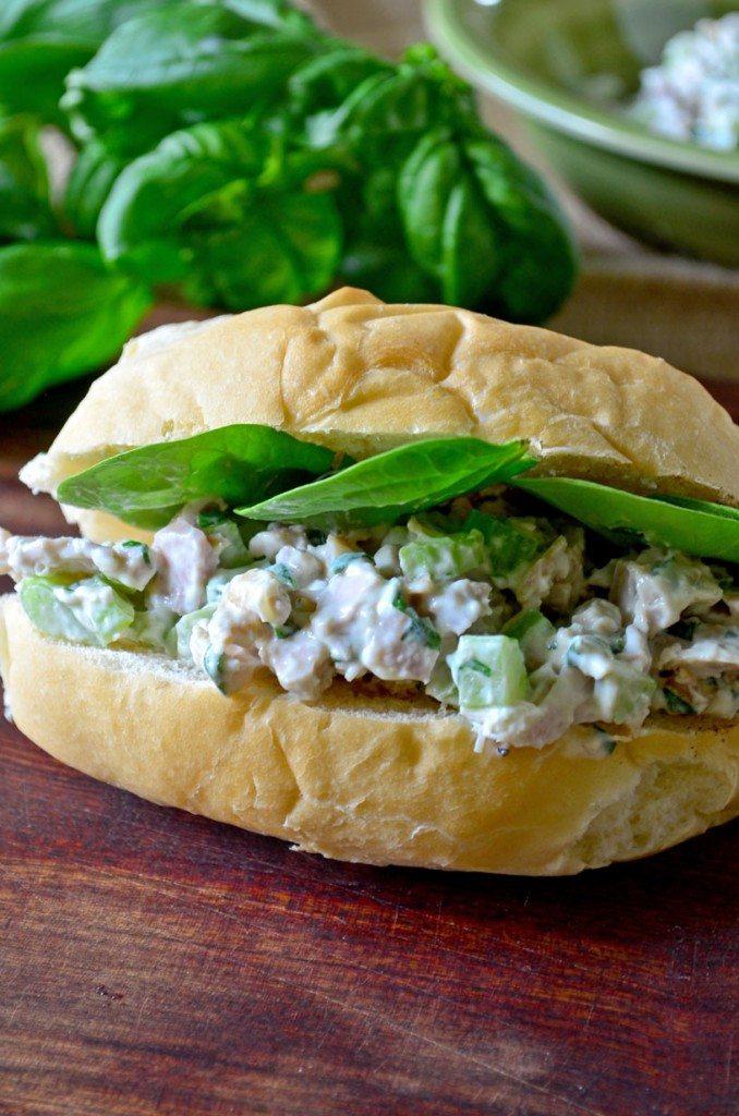 Rotisserie Chicken Salad | Go Go Go Gourmet @gogogogourmet