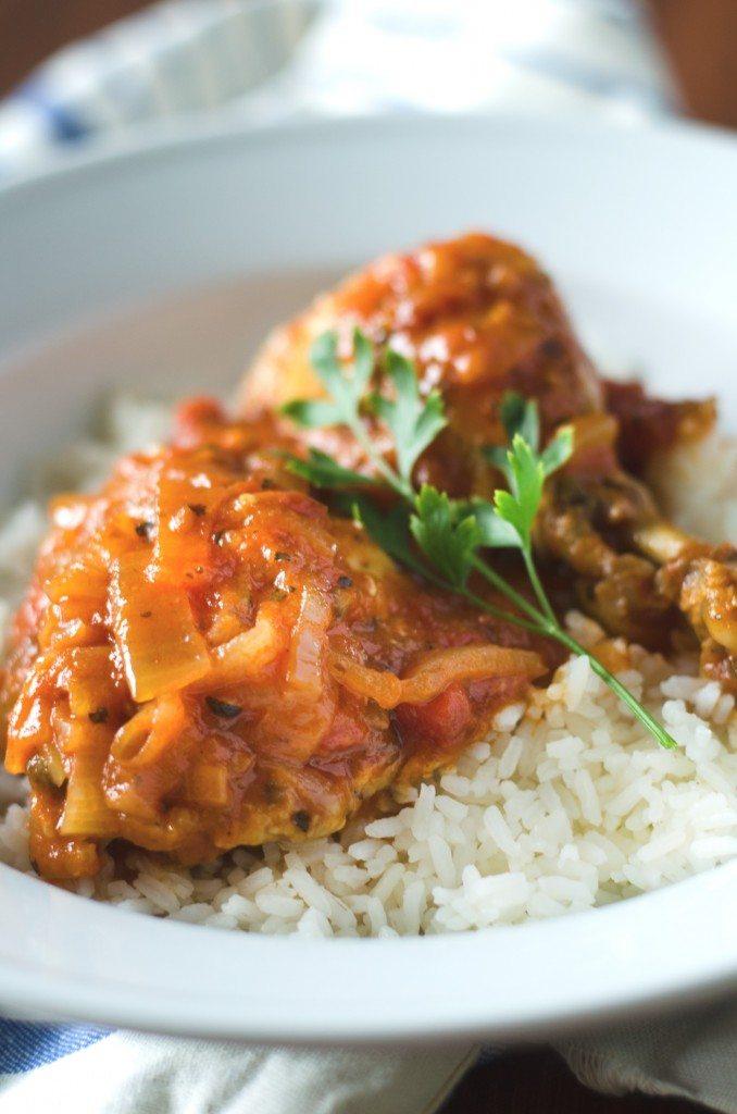 Chicken Cacciatore | Go Go Go Gourmet @gogogogourmet