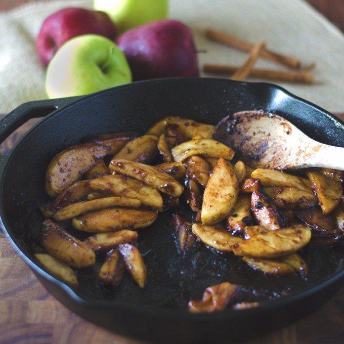 Stouffer's Copycat Escalloped Apples | Go Go Go Gourmet @gogogogourmet