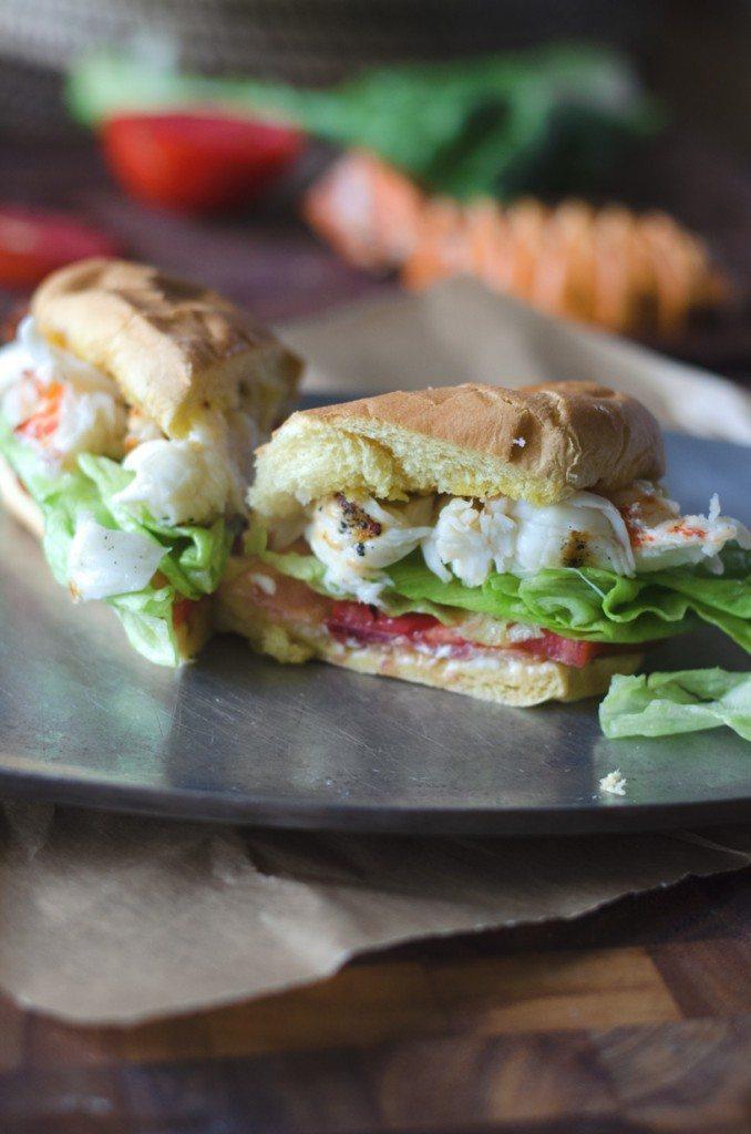 Lobster BLT | Go Go Go Gourmet @gogogogourmet