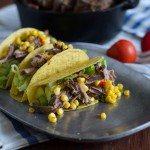 Slow Cooker Barbacoa | Go Go Go Gourmet @gogogogourmet