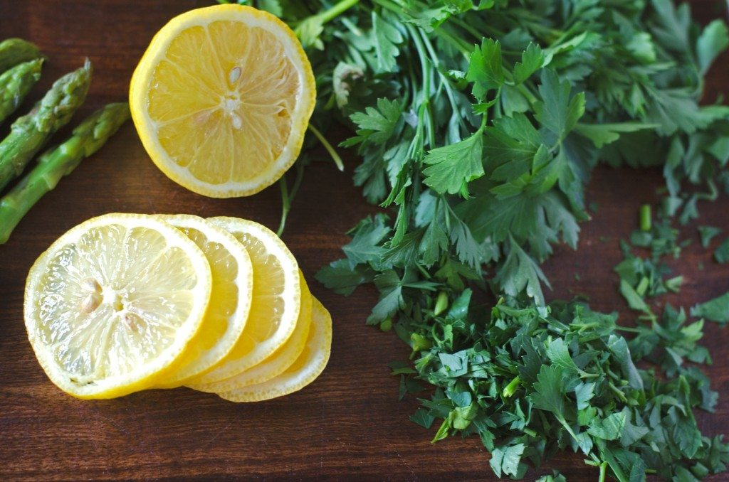Parsley and Lemons