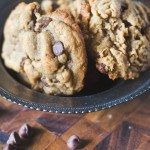 Peanut Butter Chocolate Chip Cookies- the best of both cookie worlds! Always soft and delicious! | Go Go Go Gourmet @gogogogourmet
