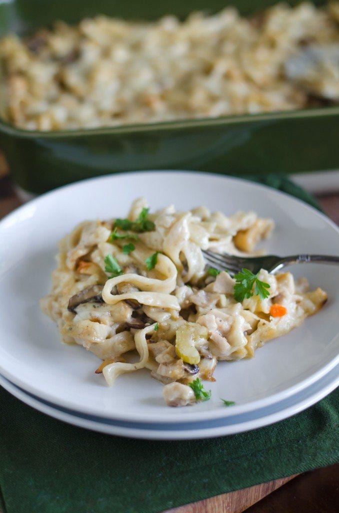 Chicken Tetrazzini | Go Go Go Gourmet @gogogogourmet