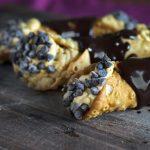 Pumpkin Cannoli | Go Go Go Gourmet @gogogogourmet