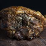 Slow Roasted Pork Shoulder with Fennel and Potatoes | Go Go Go Gourmet @gogogogourmet
