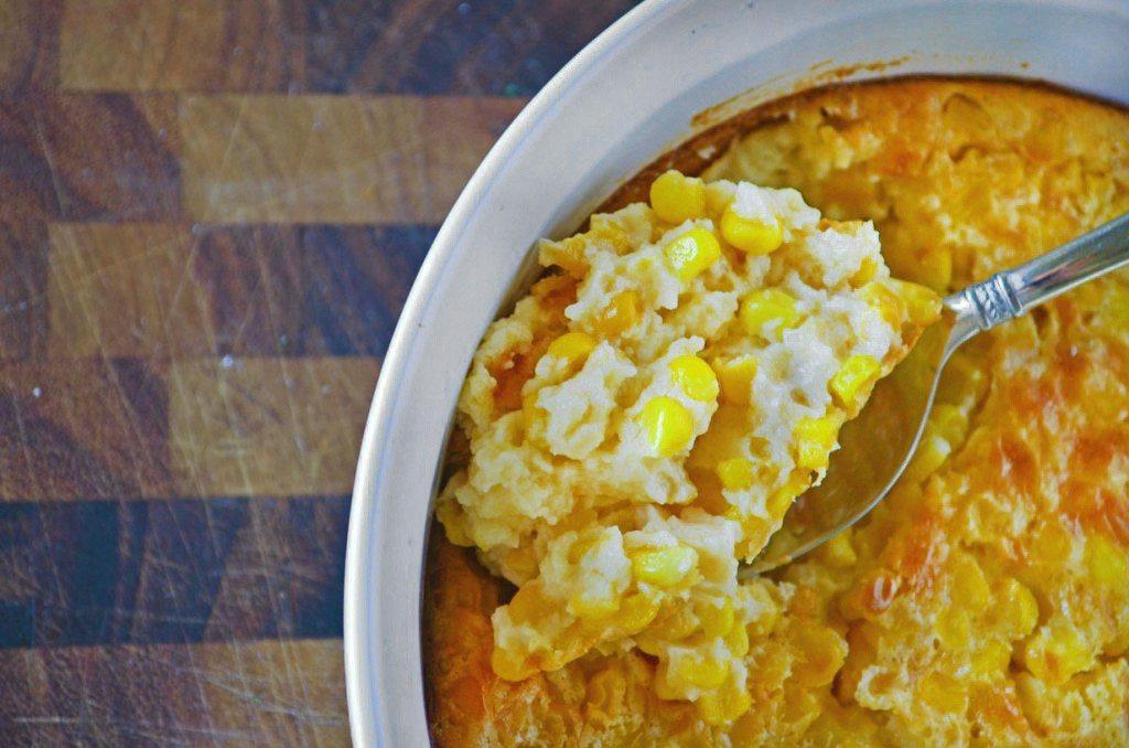 Corn Pudding | Go Go Go Gourmet @gogogogourmet