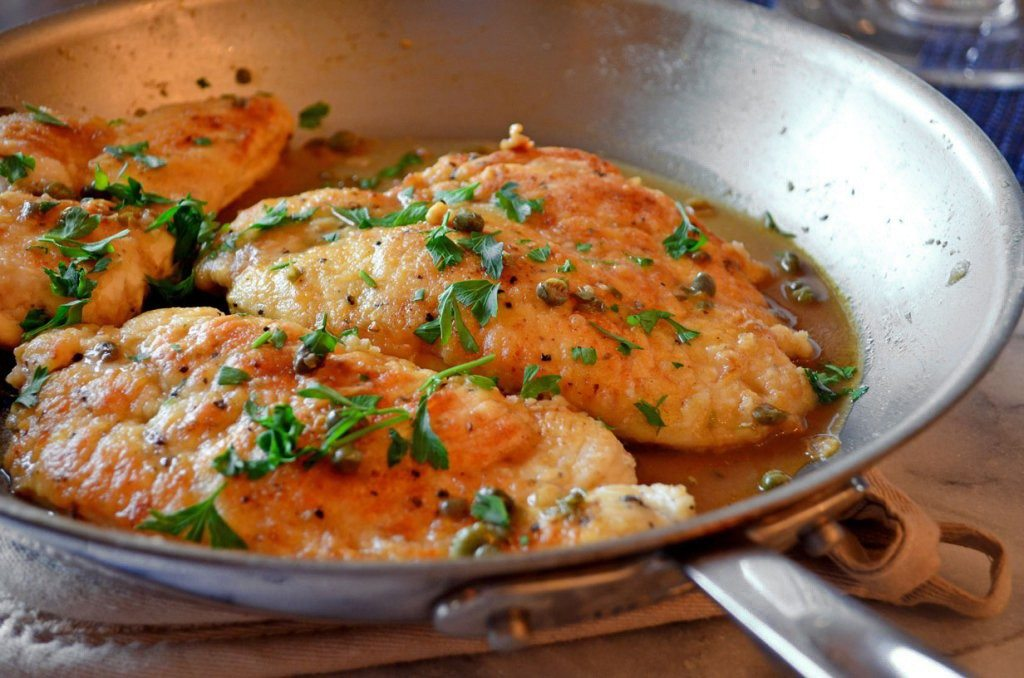 Chicken Piccata | Go Go Go Gourmet @gogogogourmet