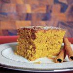 Pumpkin Snack Cake | Go Go Go Gourmet @gogogogourmet
