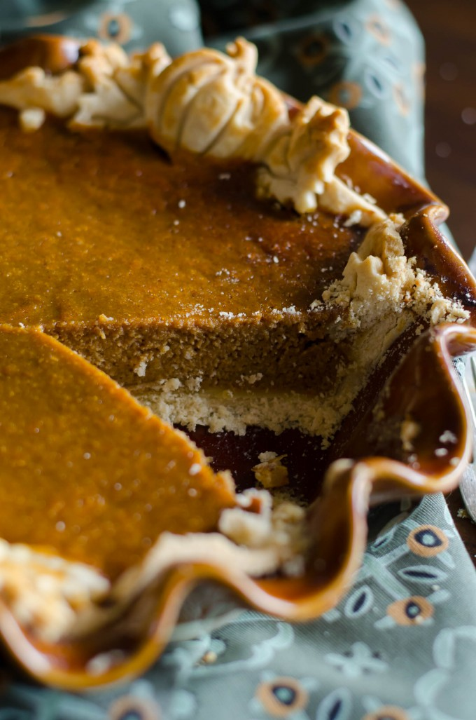 Perfect Pumpkin Pie Go Go Go Gourmet