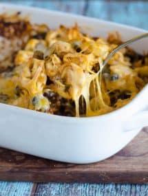 Cheesy Enchilada Tortellini | Go Go Go Gourmet @gogogogourmet