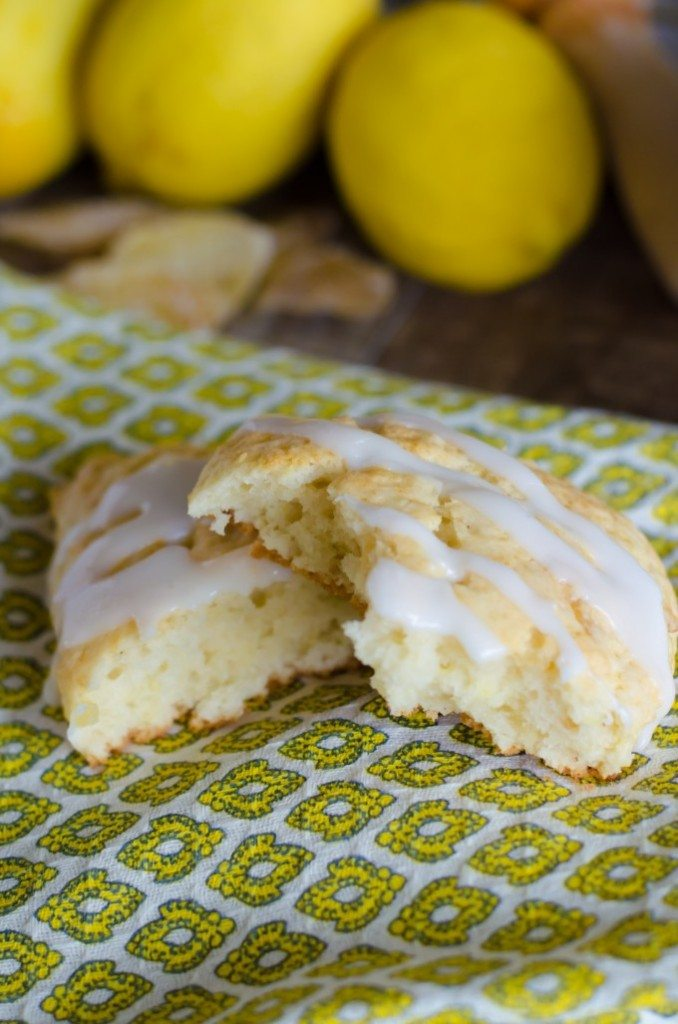 Lemon Ginger Scones-9