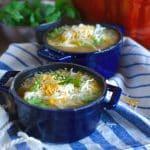 Slow Cooker White Chicken Chili | Go Go Go Gourmet @gogogogourmet