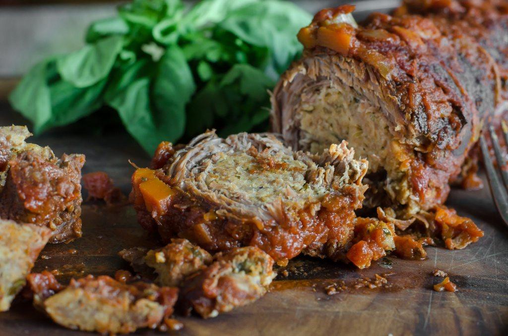 Braciole- the Turducken of Italian Cuisine! | Go Go Go Gourmet @gogogogourmet