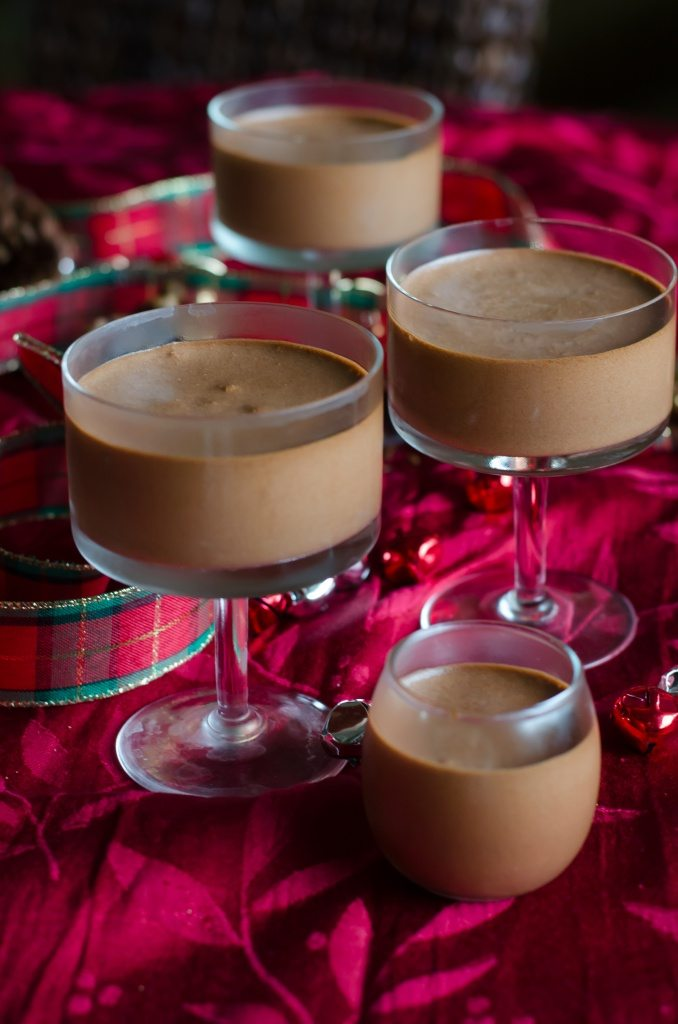 Dark Chocolate Mousse Go Go Go Gourmet