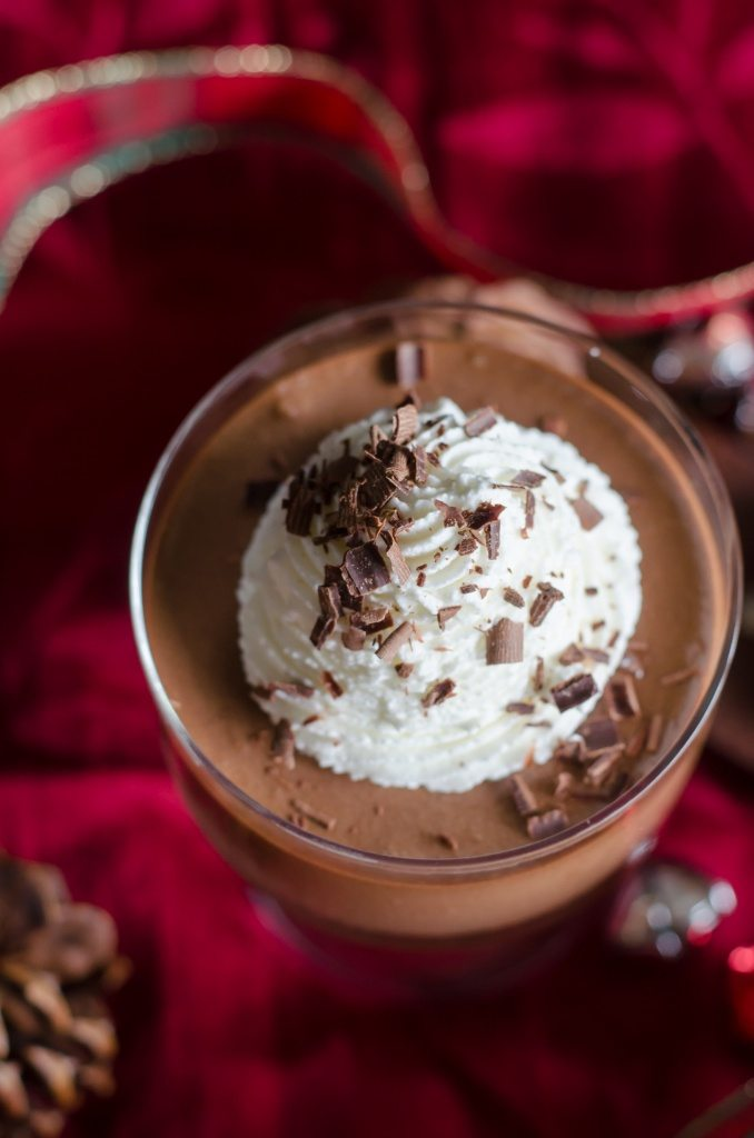 Chocolate Mousse Recipe | @gogogogourmet