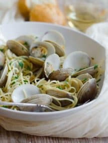 Linguine with Clams | Go Go Go Gourmet @gogogogourmet