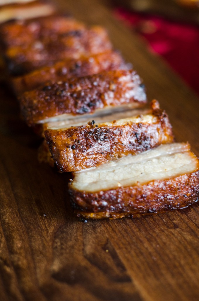 Easy Crispy Pork Belly recipe | Go Go Go Gourmet @gogogogourmet