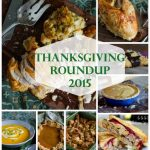 Thanksgiving Recipes Roundup for 2015 | Go Go Go Gourmet @gogogogourmet