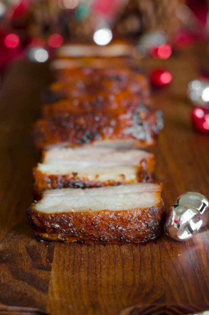 Crispy pork belly is one of my new favorite foods for a variety of ...