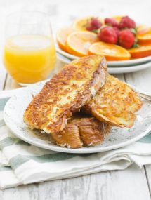 Hummingbird Tropical Coconut French Toast | Go Go Go Gourmet @gogogogourmet