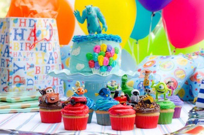 A Pixar Birthday Party