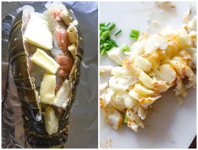 The best way to grill lobster tails- butter, tender meat! | Go Go Go Gourmet @gogogogourmet
